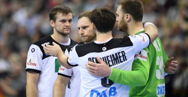 Germany trays at home with a draw against Russia