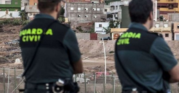 Girl (19), the victim of a filmed gang rape on new year's day, four Ecuadorians in Spanish cell