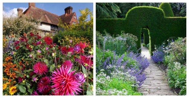 Go on a tour – the 7 gems in England