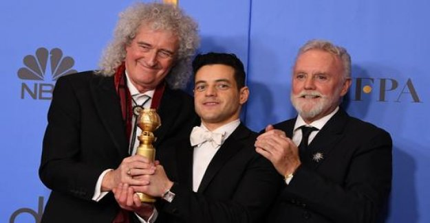 Golden Globes: Bohemian Rhapsody award