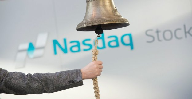 Great boost on the stockholm stock exchange