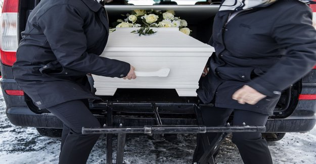 Greenlandic mother buried her daughter two times