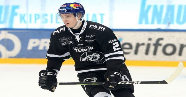 Grossly tackled by Kaapo Deuce, fired two quick goals, was not enough: the Lynx took the score from Turku