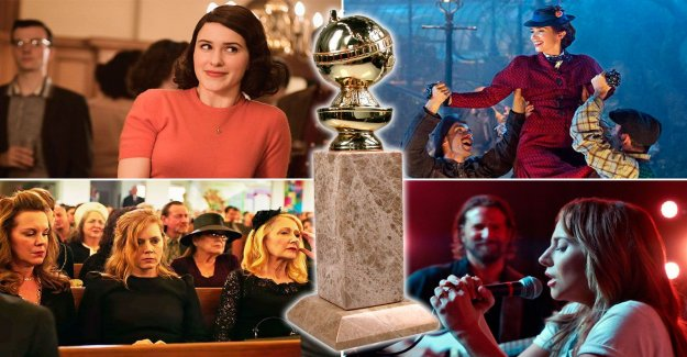 Guide: Everything you need to know about the Golden Globes