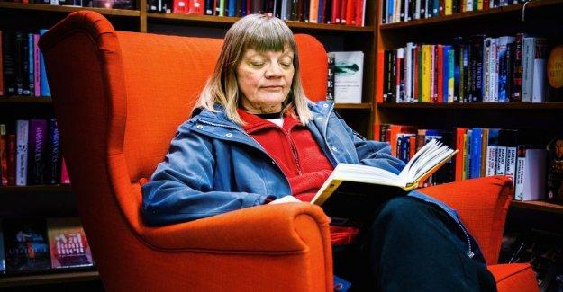 Gun-Britt Sundström has written this year's Stockholm reads-book