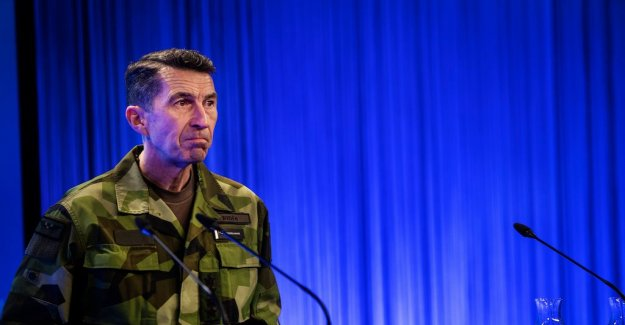 Gunnar Jonsson: No shortage of gaps in the COMMANDER's defense