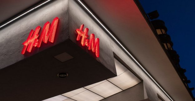 H&M on the road to lay down new brand