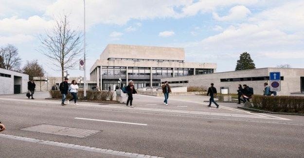 HSG-expense affair: the University Council will submit a criminal complaint