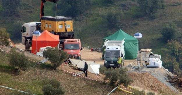 Hair of missing boy (2) found in a pit in Spain