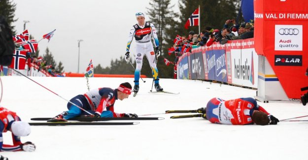 Halfvarsson looking forward to the Tour de Skis monsterbacke