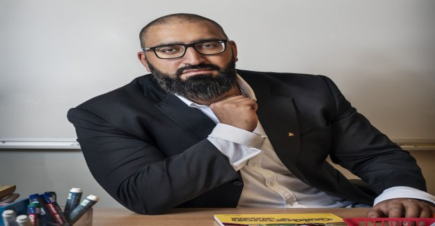 Hamid Zafar appointed to this year's Swedish
