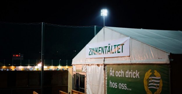 Hammarby allowed to sell beer at Zinkensdamm again
