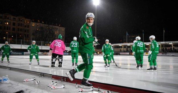 Hammarby bandy says up spelarkontrakten – deep economic crisis