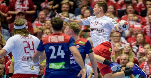 Handball world championship 2019 : Denmark outclassed Norway and is the new champion of the world