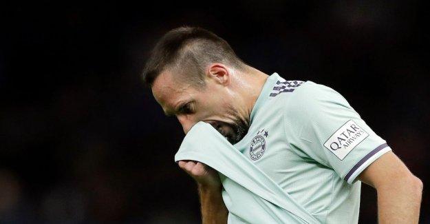 Hefty fines after Ribérys tweetattack
