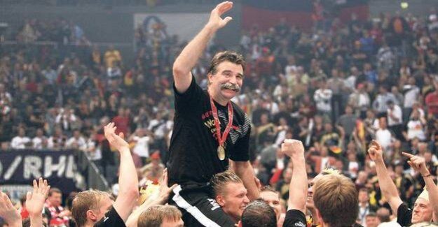 Heiner Brand in front of the Handball world championship : I've let lots of stuff go through