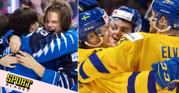 Here is the Swedish group in the next JVM