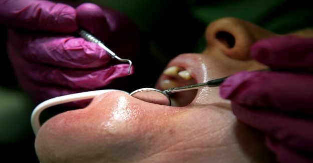 Here, patients wait four years for a dental appointment