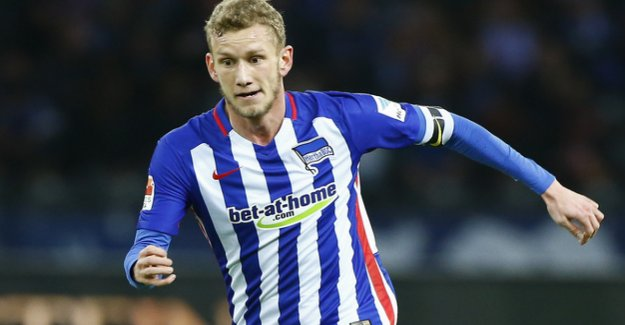 Hertha BSC in the Bundesliga-season 2018/2019 : Lustenberger in the summer Favre has brought him once