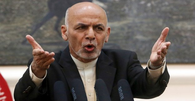 Hope for peace in Afghanistan, but the president feels sidsteppad