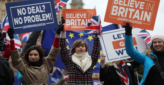 How to hit you of brexit without agreement