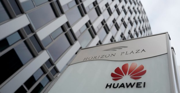 Huawei dismisses in Poland, arrested the employees