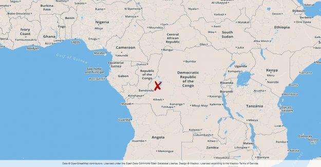 Hundreds dead in Congo-Kinshasa in december