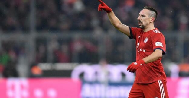 I owe you nothing : Ribéry-freak out in social media
