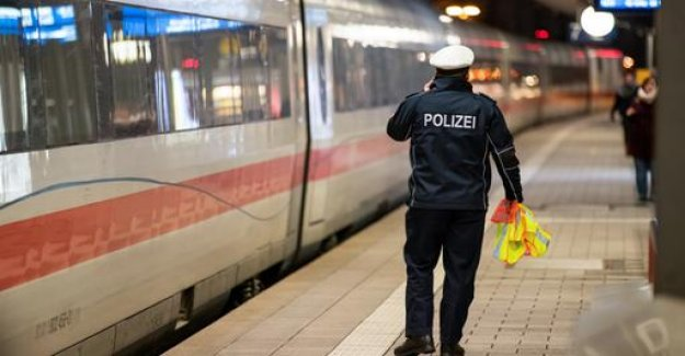 ICE cleared in Nuremberg, Germany after bomb threat