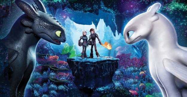 INTERVIEW. 'How To Train Your Dragon 3' asks for handkerchiefs: We want people to cry
