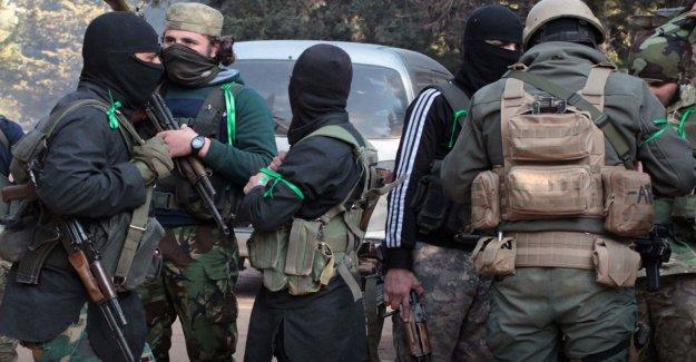 Idlib in the hands of al-Qaeda's followers