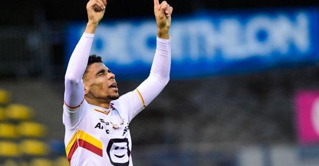 Igor De Camargo makes it with two goals in Union torn between KV Mechelen Beerschot-Wilrijk of