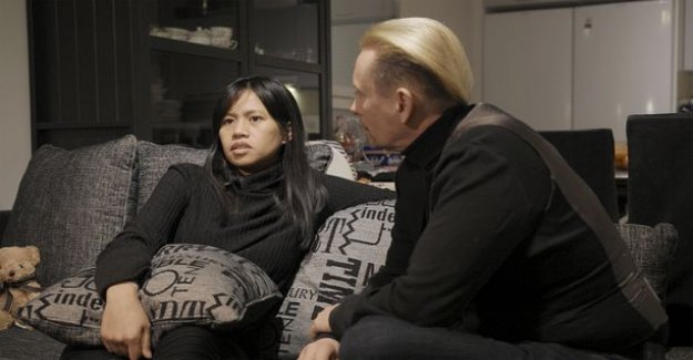 Import love-couple ended up in legal separation: the Tv series was harming our relationship