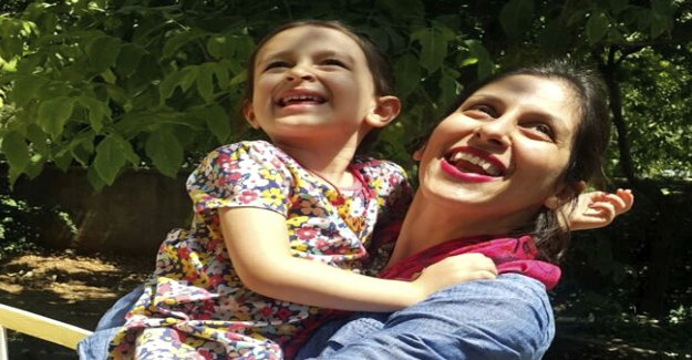Imprisoned britt in Iran launches hunger strike