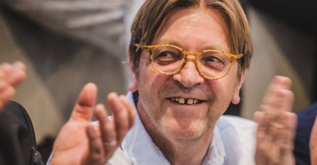 In 2007 he narrowly missed appointment with Putin for the city council, but Thursday is Guy Verhofstadt back are in Ghent