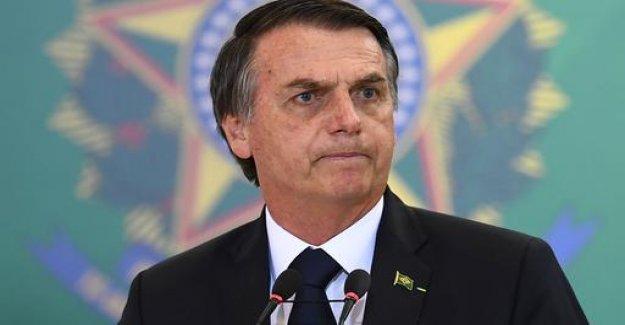 In Brazil, Bolsonaro is loosening gun laws