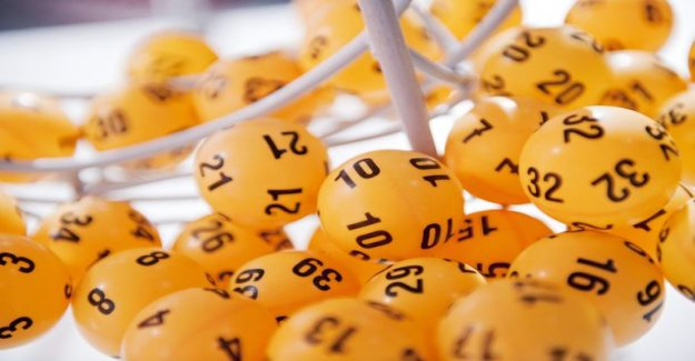 In the first lottery did not find the perfect fit - here's the real numbers