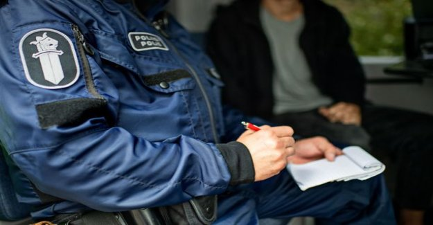 Incredible disregard: 19-year-old caught already 15:th time the expired driver's license - police: don't these much the sanctions will