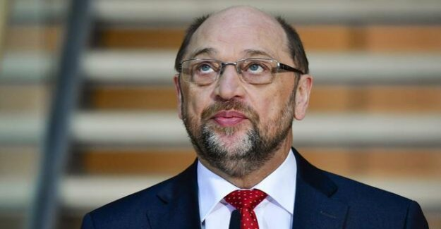 Internet security : the data theft came through phone calls to Martin Schulz to the light