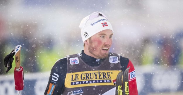Iversen missing an important uttaksrenn to the world cup