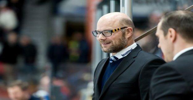 JYP fired the coach - suuryllätys: Risto Dufva status for the rest of the season!