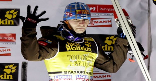Janne Ahonen historic achievement ski week to fill the round - the king eagle had to stay in the assault on the media front: I Would of course break the stadium
