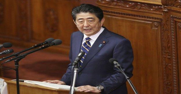 Japan: Abe wants to meet Kim Jong-Un