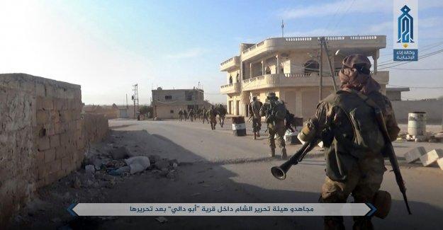 Jihadists seizes villages in Syria