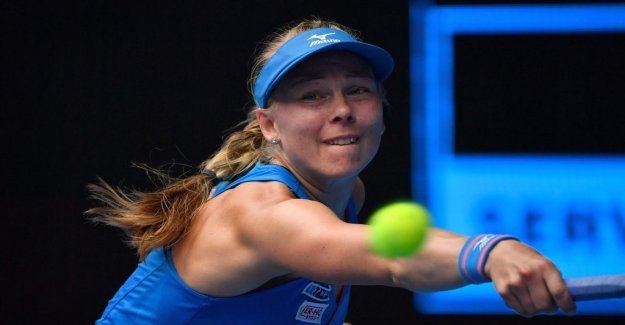 Johanna Larsson knocked – charging, if faced with the double