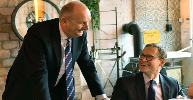 Joint Cabinet session in Berlin-Mitte : want to develop, Brandenburg and Berlin together
