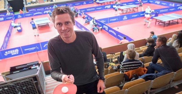 Jörgen Persson is standing in as head coach