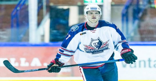KHL-track suspension Finnish star Joonas Nättisen the punishment continued for several matches
