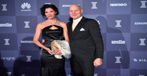 Kalle Palanderia not invited to the espy awards - wife Riina-Maija forced to tough action: I Called here, where my calling is!