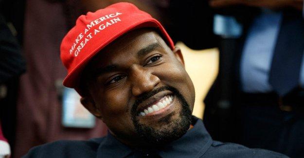 Kanye donate 90 million to konstkrater